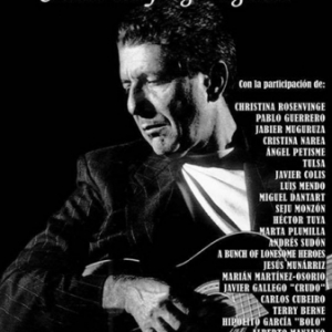 Homenaje a Leonard Cohen en Madrid