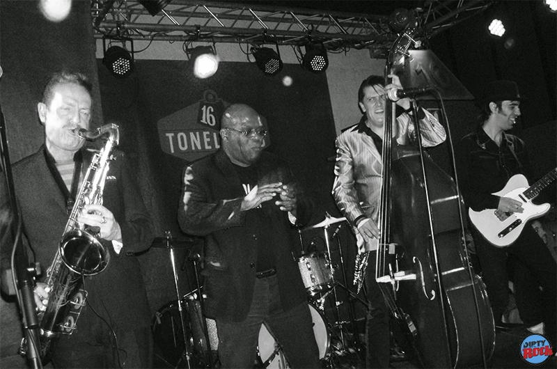 Barrence Whitfield & Los Mambo Jambo Watusi Party Valencia.2