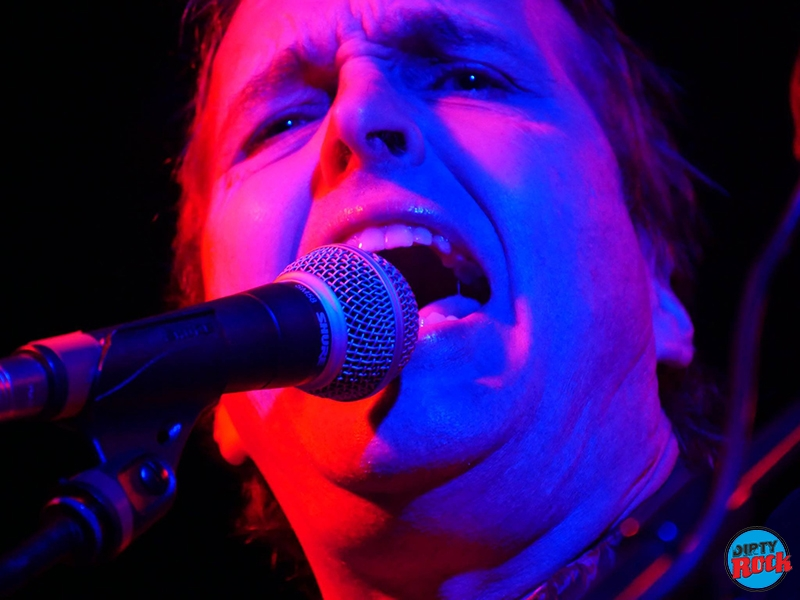 Chuck Prophet & The Mission Express Madrid 2017.