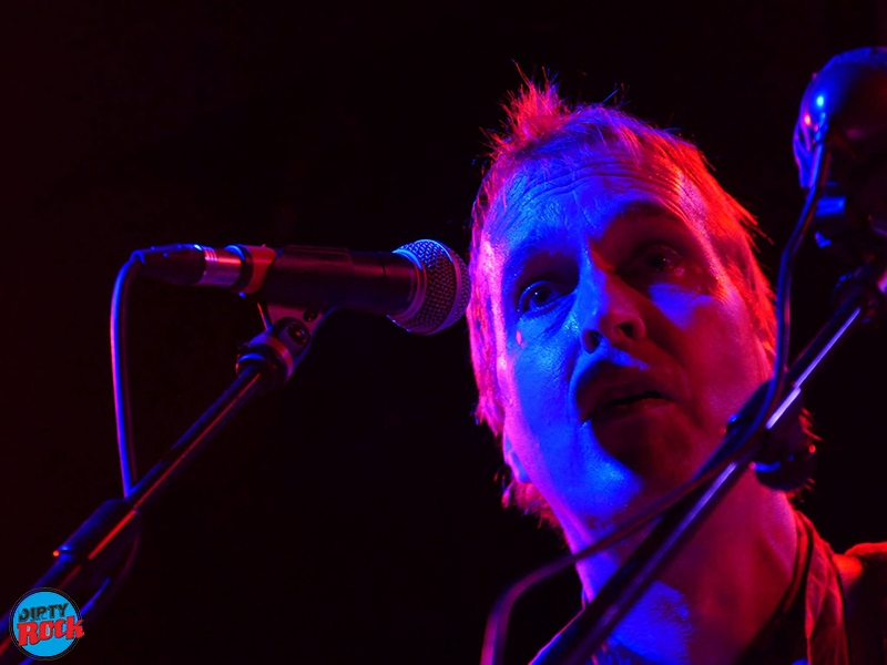 Chuck Prophet & The Mission Express Madrid 2017.4