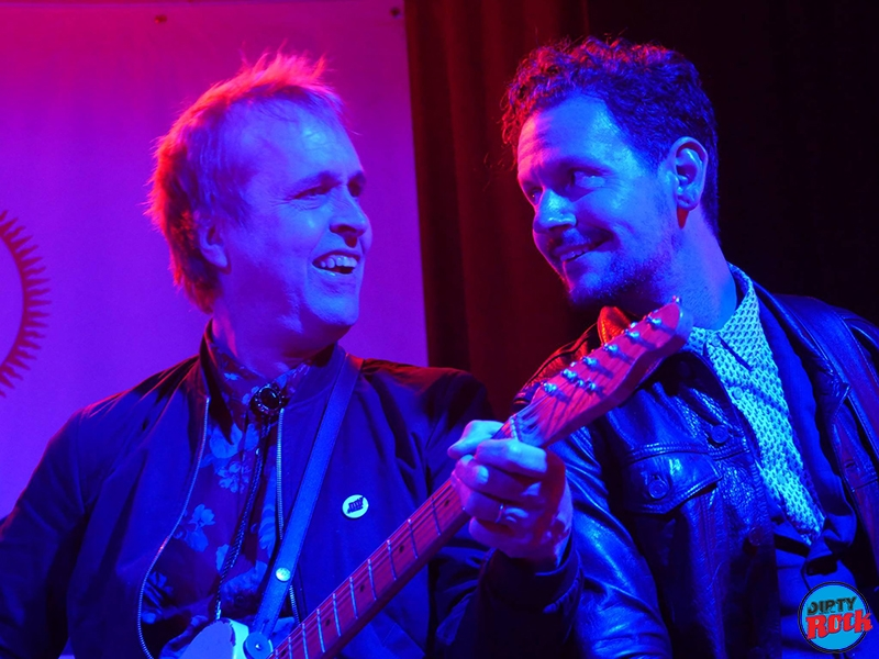 Chuck Prophet & The Mission Express Madrid 2017