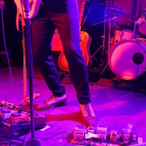Chuck Prophet & The Mission Express Madrid 2017.1