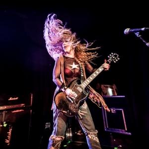 Nashville Pussy Barcelona Noviembre 2017.1