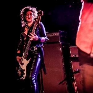 Nashville Pussy Barcelona Noviembre 2017.2