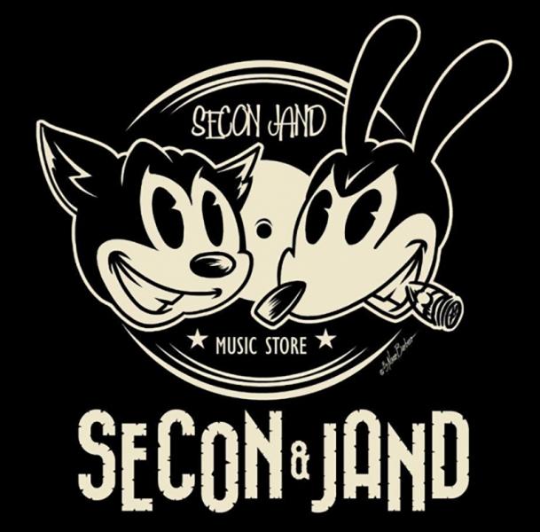 3er aniversario de Secon Jand Music Store 2017
