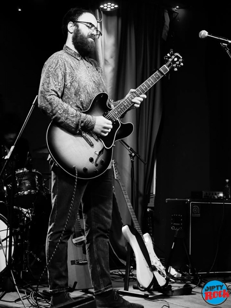 Moses Rubin despide el 2017 en el Café Berlín.1