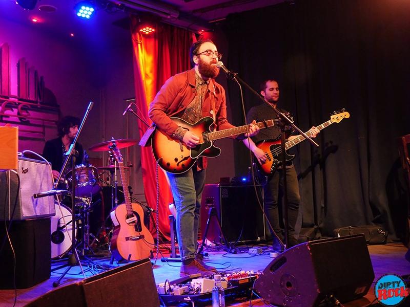 Moses Rubin despide el 2017 en el Café Berlín.7
