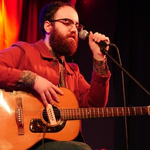 Moses Rubin despide el 2017 en el Café Berlín.6
