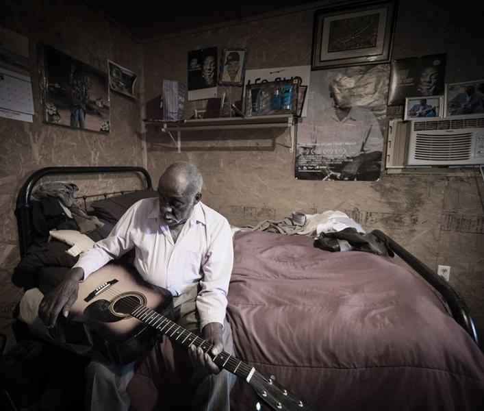 Adiós a Leo Bud Welch, una de las últimas voces del Blues del Delta