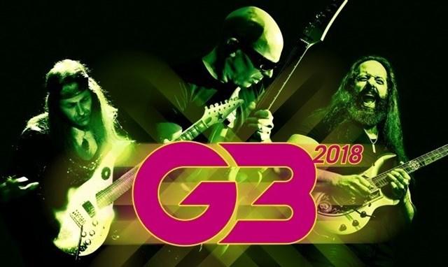 G3 Satriani Guitar BCN