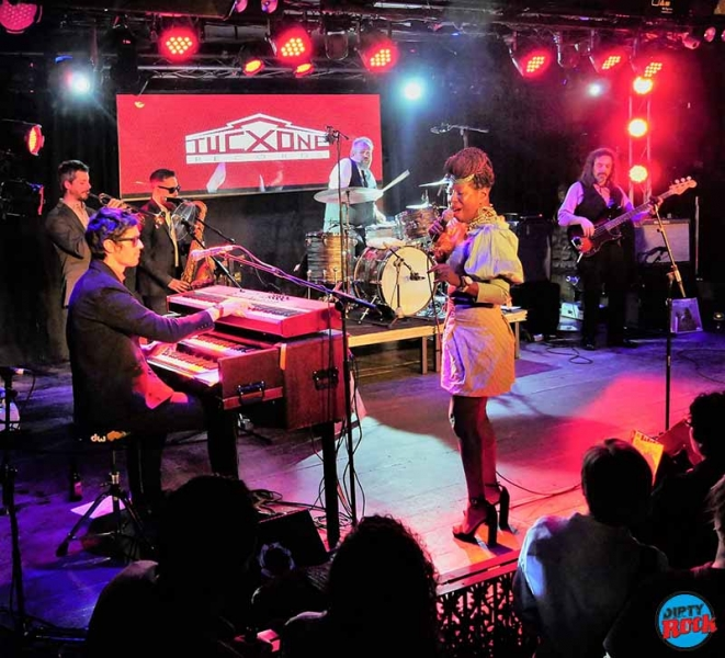 Shirley Davis & The SilverBacks Wishes & wants nuevo disco.10