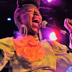 Shirley Davis & The SilverBacks Wishes & wants nuevo disco.2