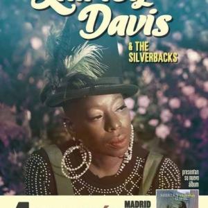 Shirley Davis & The Silverbacks Sala Copérnico Madrid 2018