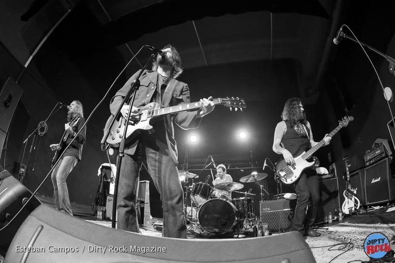 The Steepwater Band anuncian que se alejan de los escenarios 2018