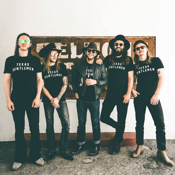 The Texas Gentlemen debutan con el fantástico TX Jelly