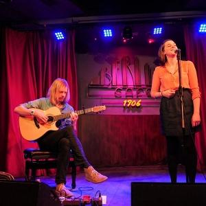 Josienne Clarke & Ben Walker Madrid Café Berlin 2018