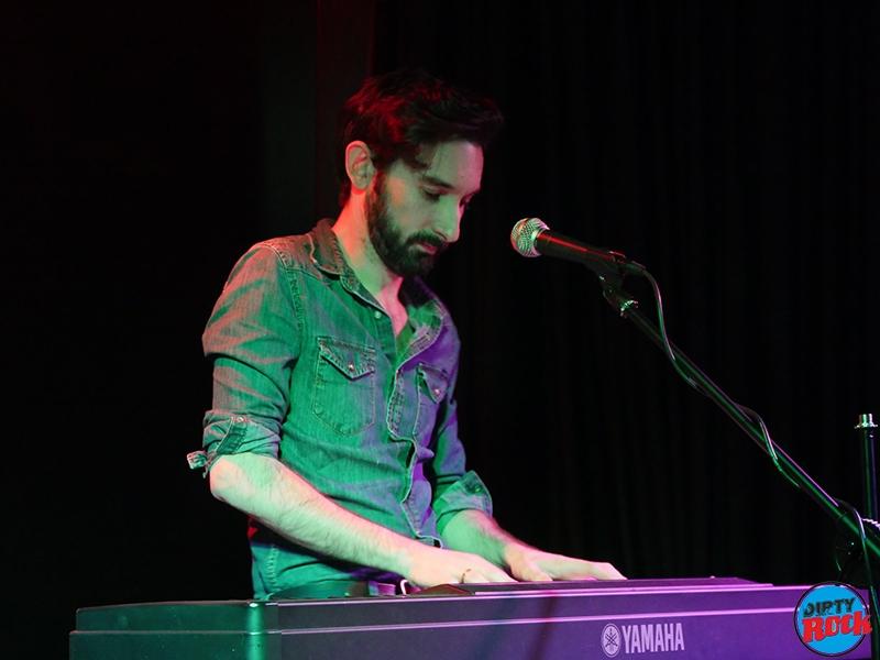 Alfredo González ofrece su primer concierto en el Jazzville.3