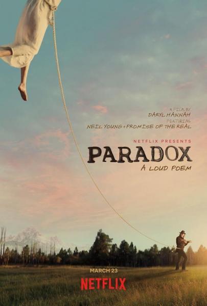 Paradox es el nuevo western protragonizado por Neil Young Netflix