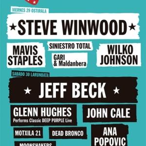 John Cale, Siniestro Total y Dead Bronco cierran el cartel del BBK Music Legends