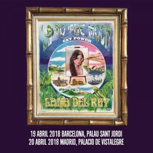 Cat Power teloneará a Lana del Rey en Barcelona y Madrid