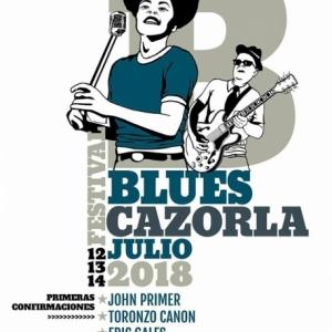 El festival BluesCazorla 2018 anuncia sus primeros nombres