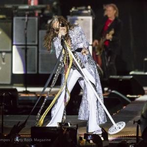 Steven Tyler anuncia conciertos en España 2018