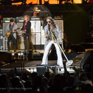 Steven Tyler anuncia conciertos en España