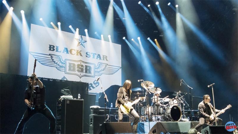 Garage Sound Fest anuncian a Black Star Riders para su próxima edición 2018