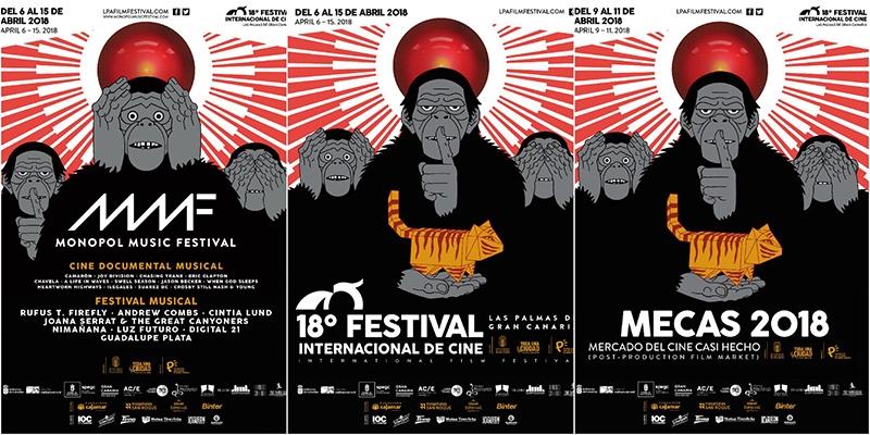 Quinta edición del Monopol Music Festival Las Palmas
