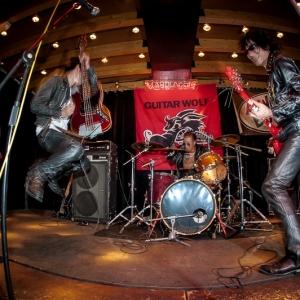 Guitar Wolf Barcelona concierto 2018.11