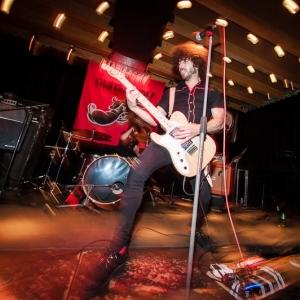 Hiroshima Guitar Wolf Barcelona concierto 2018.1