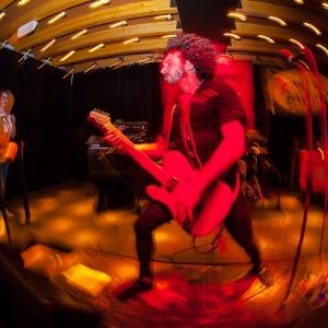 Hiroshima Guitar Wolf Barcelona concierto 2018.3