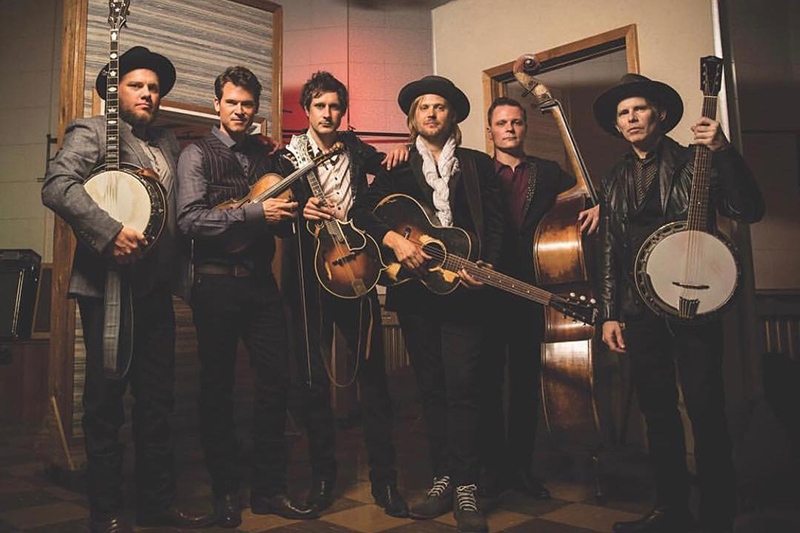 Chance McCoy (Old Crow Medicine Show) tiene preparado un nuevo disco, The Electric Crow 2018