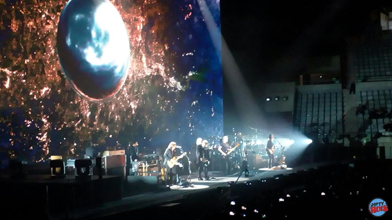 Roger Waters crónica Barcelona 2018.1
