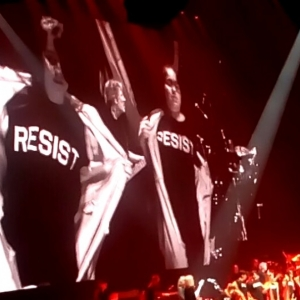 Roger Waters Barcelona 2018 Us and Them.4