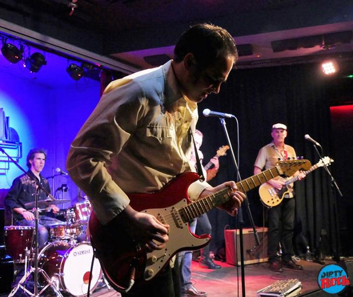 César Crespo & The Pinball's Blues Party Aniversario.16