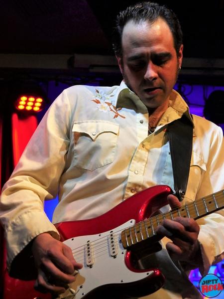 César Crespo & The Pinball's Blues Party Aniversario.19
