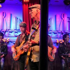 César Crespo & The Pinball\'s Blues Party Aniversario.15