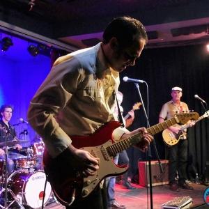 César Crespo & The Pinball\'s Blues Party Aniversario.16