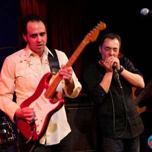 César Crespo & The Pinball\'s Blues Party Aniversario.17