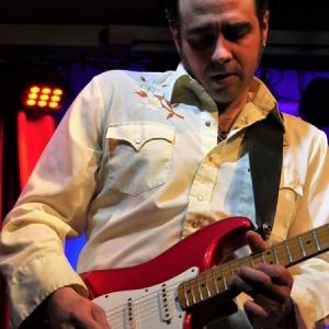 César Crespo & The Pinball\'s Blues Party Aniversario.19