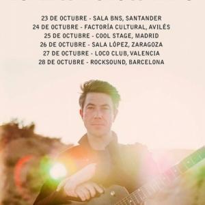 Luke Winslow-King presentará en octubre Blue Mesa en España 2018
