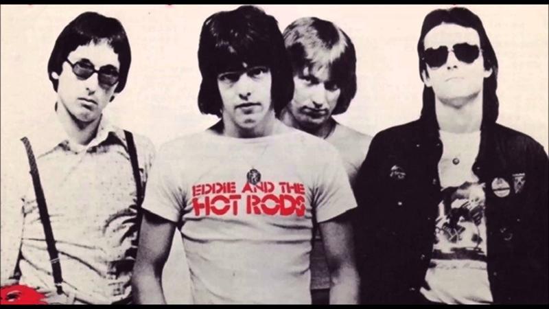Gira de despedida de Eddie & The Hot Rods en España