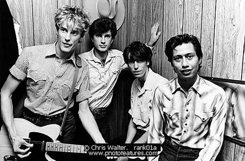 Adiós a Tony Kinman, pionero del cowpunk, The Dils, Rank and File o Cowboy Nation