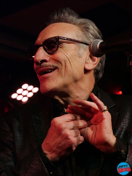 Rick Estrin & the Nightcats ganador Blues Awards 2018
