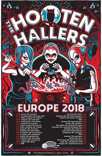 The Hooten Holler gira española 2018 Las Palmas