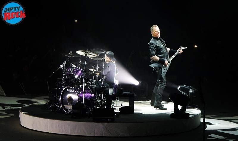 Metallica volverá a España en 2019