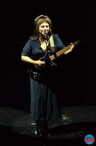 Angel Olsen crónica Madrid 2018 teatro Calderón.