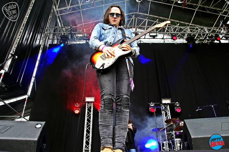Bob Log III Azkena Rock fest 2017