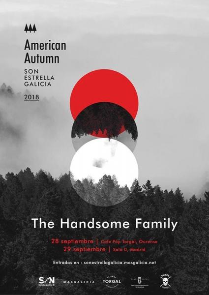 Gira 20 aniversario del Through the Trees de The Handsome Family